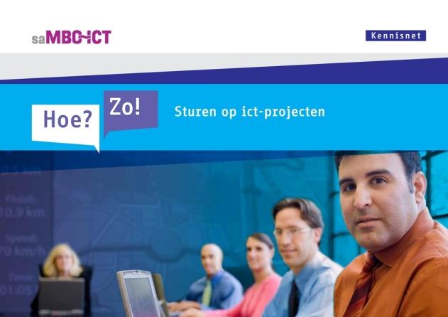 HoeZo Sturing op ICT projecten 1 Voorkant