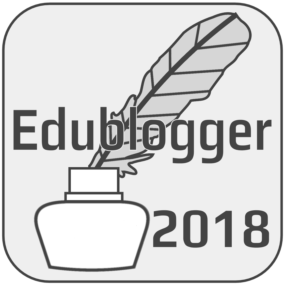Edubloggers Badge 2018